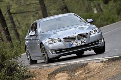 2012 BMW ActiveHybrid 5 52