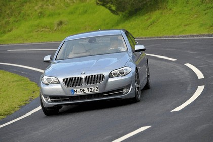 2012 BMW ActiveHybrid 5 56