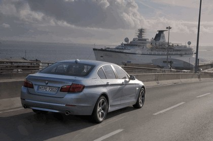 2012 BMW ActiveHybrid 5 59
