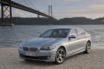 2012 BMW ActiveHybrid 5 60