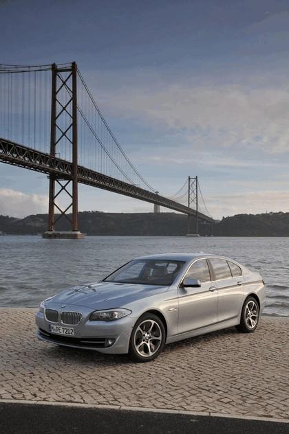 2012 BMW ActiveHybrid 5 62