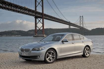 2012 BMW ActiveHybrid 5 63