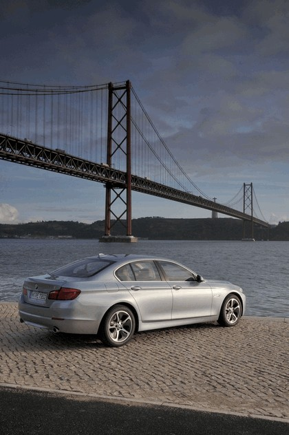 2012 BMW ActiveHybrid 5 65