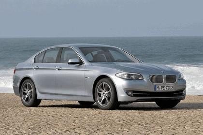 2012 BMW ActiveHybrid 5 76