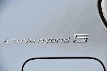 2012 BMW ActiveHybrid 5 88