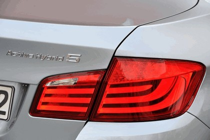 2012 BMW ActiveHybrid 5 92