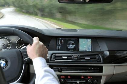 2012 BMW ActiveHybrid 5 117
