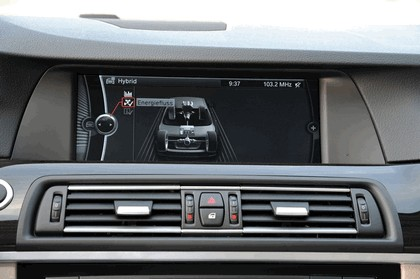 2012 BMW ActiveHybrid 5 119