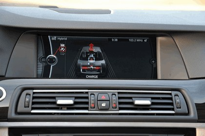 2012 BMW ActiveHybrid 5 121