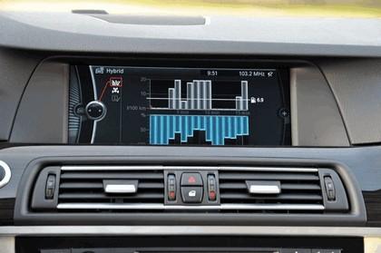 2012 BMW ActiveHybrid 5 123