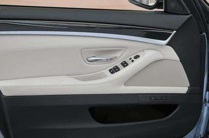 2012 BMW ActiveHybrid 5 124