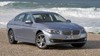 2012 BMW ActiveHybrid 5 5