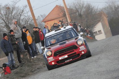 2012 Mini John Cooper Works WRC - rally of Monaco 1
