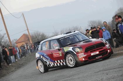2012 Mini John Cooper Works WRC - rally of Monaco 2