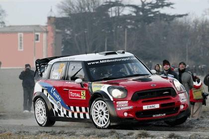 2012 Mini John Cooper Works WRC - rally of Monaco 3