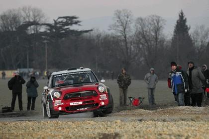 2012 Mini John Cooper Works WRC - rally of Monaco 4