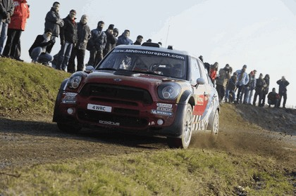 2012 Mini John Cooper Works WRC - rally of Monaco 5