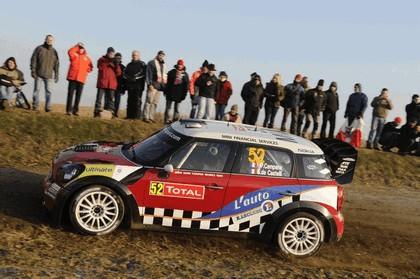 2012 Mini John Cooper Works WRC - rally of Monaco 6