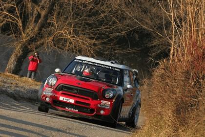 2012 Mini John Cooper Works WRC - rally of Monaco 8