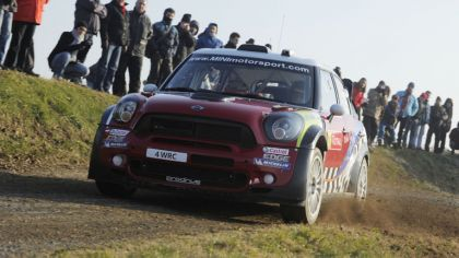 2012 Mini John Cooper Works WRC - rally of Monaco 8