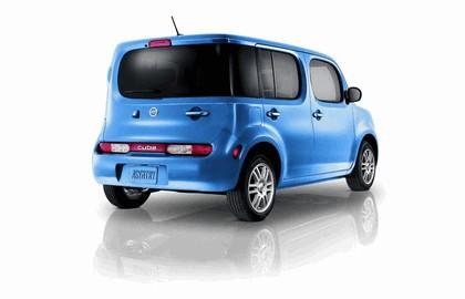2012 Nissan Cube Indigo Blue Edition 2