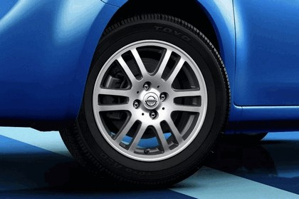 2012 Nissan Cube Indigo Blue Edition 3