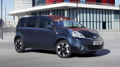 2012 Nissan Note 8
