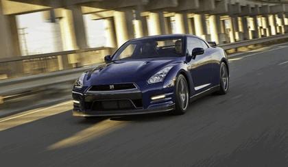 2012 Nissan GT-R ( R35 ) - USA version 35