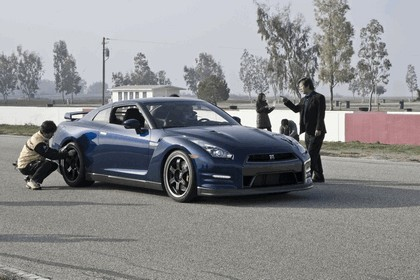 2012 Nissan GT-R ( R35 ) - USA version 43