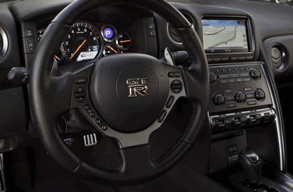 2012 Nissan GT-R ( R35 ) - USA version 59