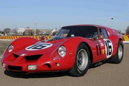 1961 Ferrari 250 GT SWB Breadvan 4