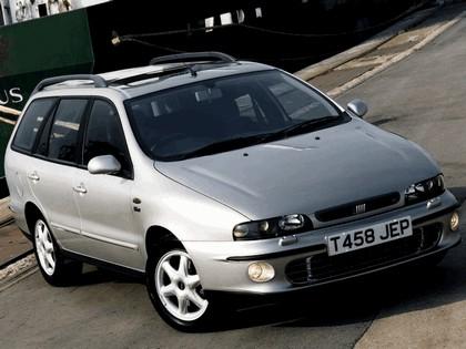 1996 Fiat Marea Weekend - UK version 6