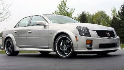 2004 Cadillac CTS-V by Lingenfelter 6