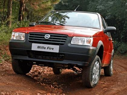2004 Fiat Mille Fire 5-door 3