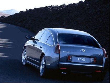 2006 Citroen C6 4