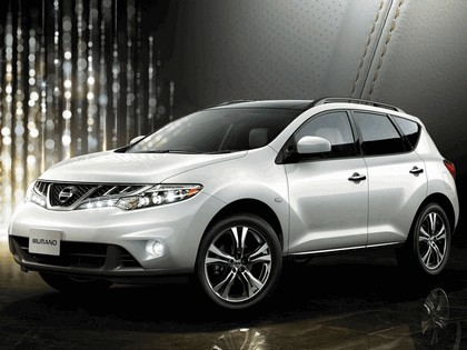 2012 Nissan Murano Mode Bianco 1