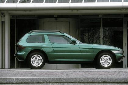 1991 BMW Z1 coupé prototype 2