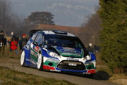 2012 Ford Fiesta WRC - rally of Monaco 1