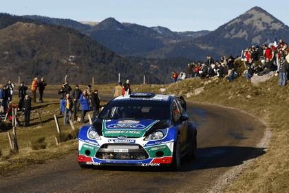 2012 Ford Fiesta WRC - rally of Monaco 2