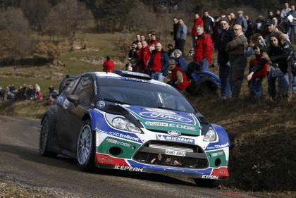2012 Ford Fiesta WRC - rally of Monaco 3