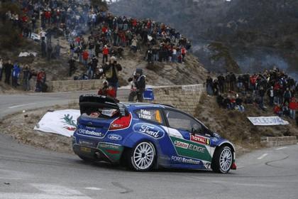 2012 Ford Fiesta WRC - rally of Monaco 5
