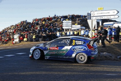2012 Ford Fiesta WRC - rally of Monaco 7
