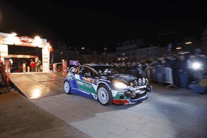 2012 Ford Fiesta WRC - rally of Monaco 10