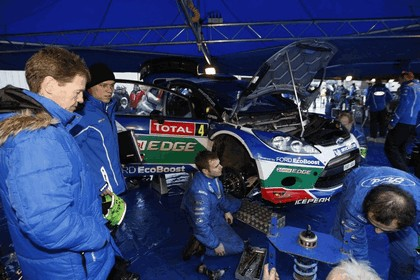 2012 Ford Fiesta WRC - rally of Monaco 12