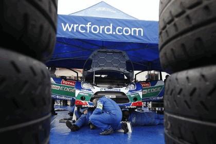 2012 Ford Fiesta WRC - rally of Monaco 13