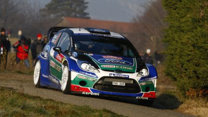 2012 Ford Fiesta WRC - rally of Monaco 9