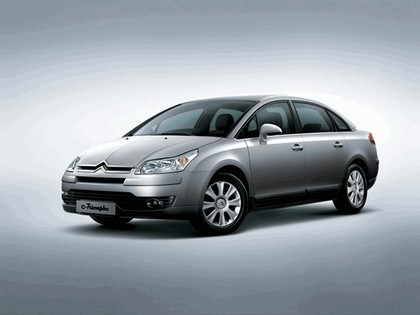 2006 Citroen DongFeng C-Triomphe chinese version 12