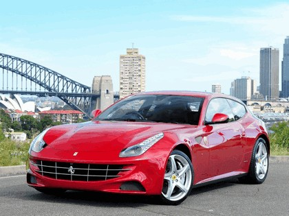 2011 Ferrari FF - Australian version 1