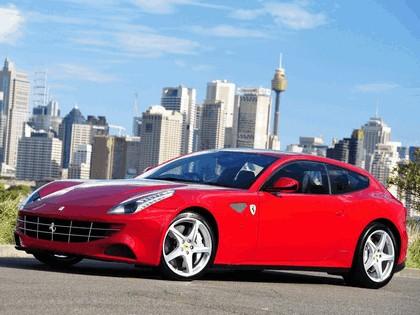 2011 Ferrari FF - Australian version 3