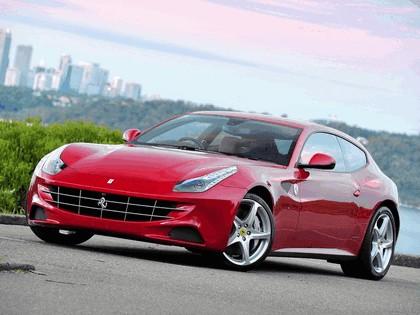 2011 Ferrari FF - Australian version 4